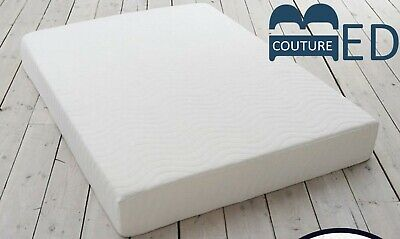 3Ft Single Reflex Foam Mattress With Removable / Washable Zip Cover No Springs