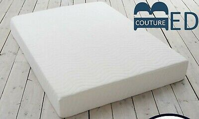 2Ft6 Small Single Reflex Foam Mattress With Washable Zip Cover No Springs
