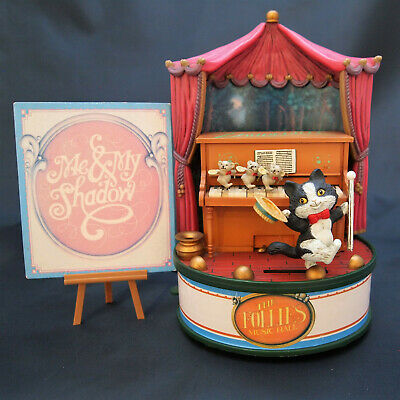 ENESCO Compact Spieluhr – M. Gillmore Collection, The Follies Music Hall