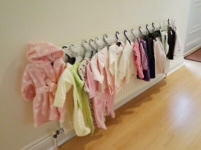 17 - 3-6 Months Baby Girls Spring Clothes Bundle- H&M, Next, M&S, Mothercare etc