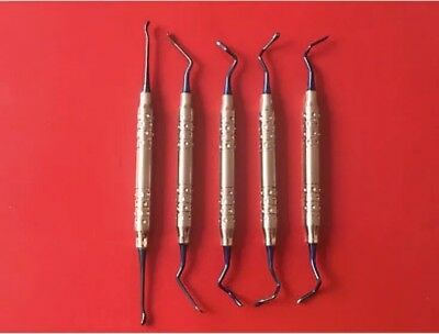 Vista Tunneling Procedure Titanium Implant Dental Instruments *Set Of 5*