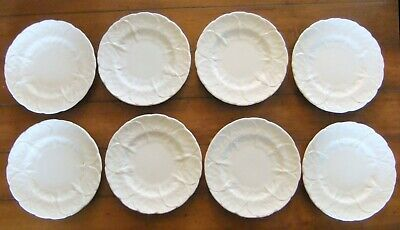 "COALPORT COUNTRYWARE 6"" BREAD & BUTTER PLATE BONE CHINA  -- Set of 8 Perfect"
