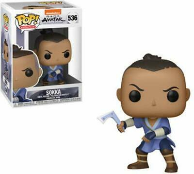 Funko Pop Animation: Avatar - Sokka