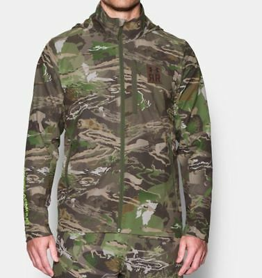 cf554859c0cd1 Under Armour UA Men's 2XL Early Season Ridge Reaper Forest Hooded Camo  Jacket