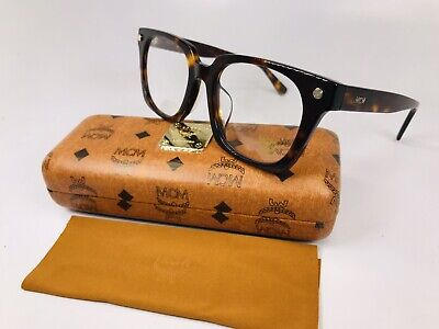 New Authentic MCM2637A 214 Havana Eyeglasses 51mm with Case & Cloth