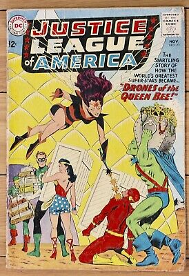 Justice League of America #23 VG 4.0 1963