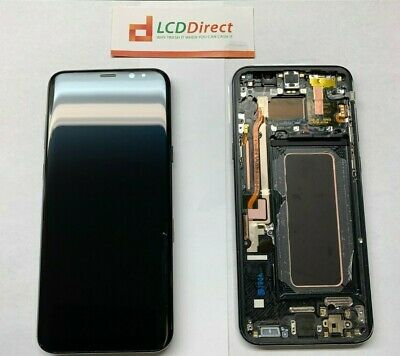 New Samsung Galaxy S8 Plus G955 LCD Touch Screen Digitizer Replacement OEM- USA
