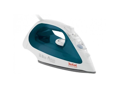 Tefal Comfort Glide 2300 Watt Steam Iron with Durilium Soleplate for easy Glide