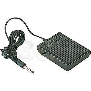 Yamaha FC5 - Foot Switch Style Sustain, Punch-In/Out Pedal