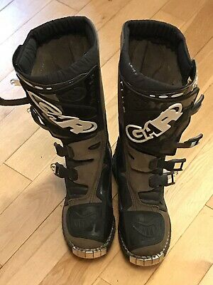 Gar Trials Bike Boots