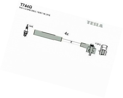 Tesla T744G Ignition Cable Kit