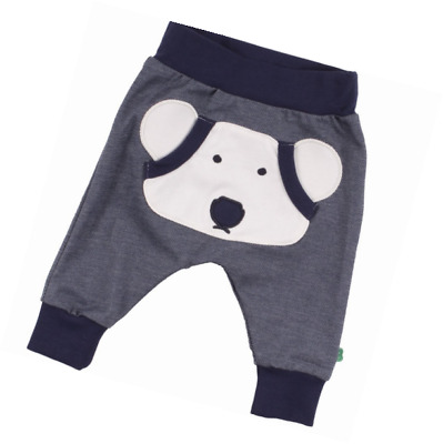 Fred's World by Green Cotton Baby Bear Denim Pants Trousers