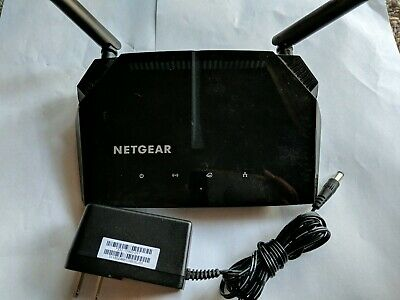 NETGEAR AC1200 DUAL Band Wi-Fi Router Fast Ethernet with USB