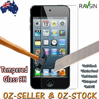 Apple Ipod Touch 6th 5th Gen Tempered Glass Screen Protector