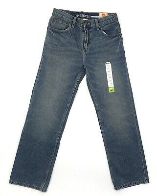 Boys Jeans Urban Pipeline NWT Relaxed Straight Leg 14 Regular