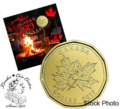 Canada 2019 O Canada Gift Coin Set with Special Loonie