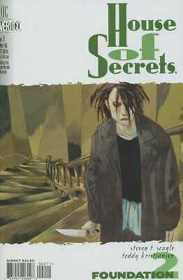 HOUSE OF SECRETS (1996 DC Comics) #2 NM- B4ZLSK