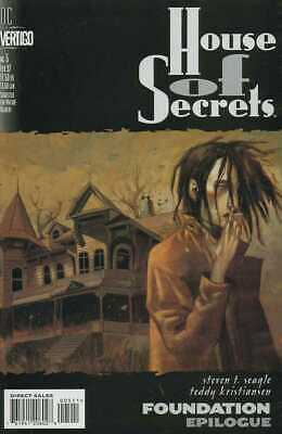 HOUSE OF SECRETS (1996 DC Comics) #5 NM- B4ZLSM
