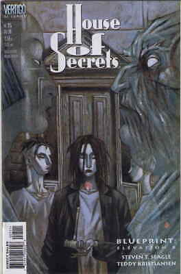 HOUSE OF SECRETS (1996 DC Comics) #25 NM- B4ZLSX