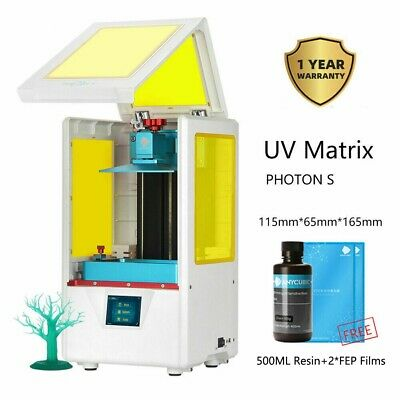 ANYCUBIC LCD Photon S 3D Drucker UV-Harz 2K LCD Licht-Heilung Doppelte Z-Achse