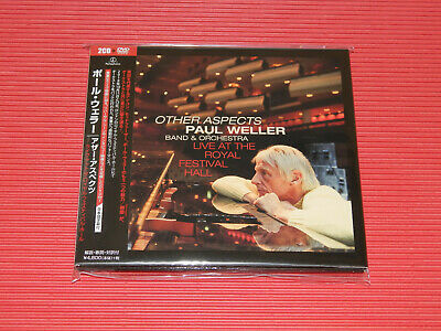 Paul Weller Other Aspects Live At The Royal Festival Hall Japan 2 Cd + Dvd