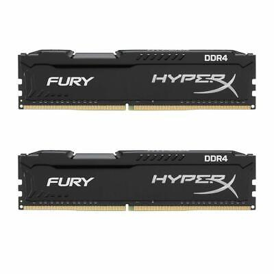Kingston HyperX FURY Gaming RAM DDR4 2400 2666 3200 8GB 16GB kit Desktop Memory