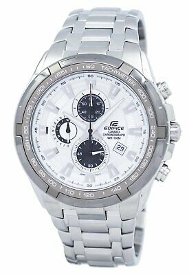 ae7c8f2aa CASIO EDIFICE CHRONOGRAPH Tachymeter EF-539D-7AV Mens Watch ...