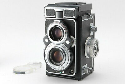 【OVERHAULED!NEAR MINT】ZEISS IKON IKOFLEX FAVORIT TLR W/ TESSA 75mm f/3.5 Lens
