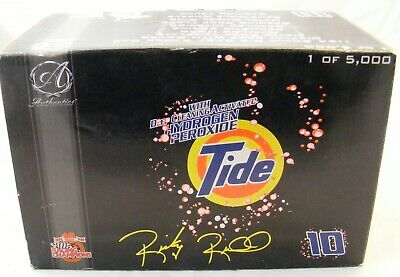 Racing Champions 1:24 Scale Diecast NASCAR Ricky Rudd Tide #10 Ford Taurus