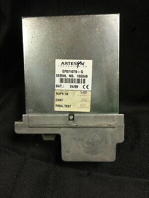 LOT ARTESYN TECHNOLOGIES POWER SUPPLY EP071078-G Total Of 11
