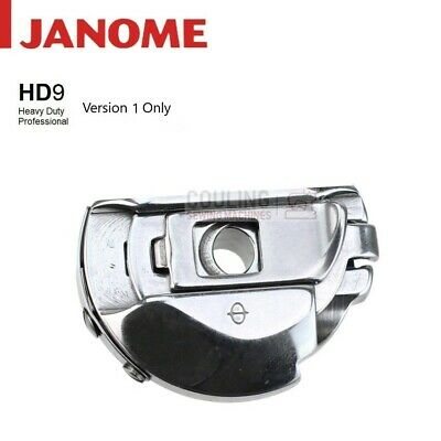 JANOME GENUINE METAL LARGE - BOBBIN CASE - For HD9 Professional ONLY 767588005