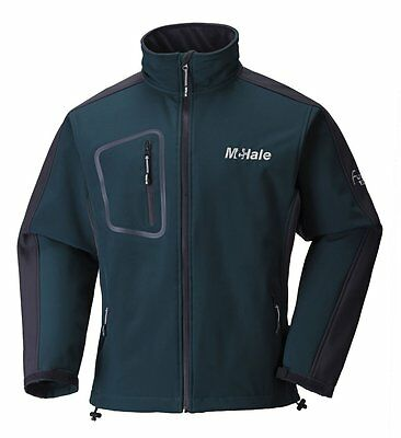 McHale Softshell Jacket. Genuine Merchandise