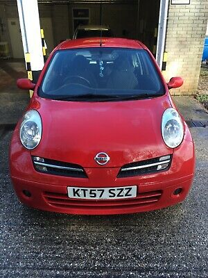 Nissan Micra Fully Automatic