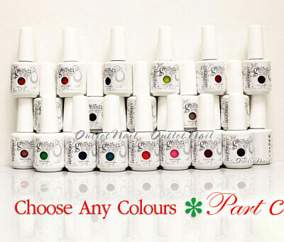 GELISH HARMONY - PART C Soak Off Gel Nail Polish Set UV Nail - Pick ANY Color