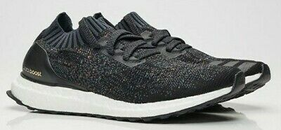 new product 7fba8 b3228 ADIDAS ULTRA BOOST Uncaged Black MultiColor Speckle BA9796 ...