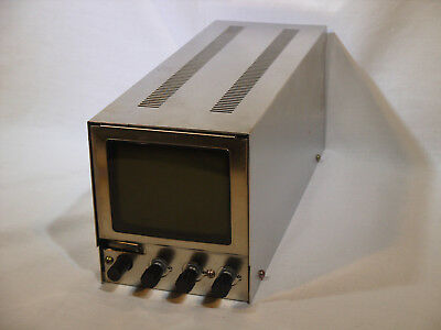 """Sony PVM-411 4"""" B&W Video Monitor SINGLE REPLACEMENT MODULE Tested Working"""