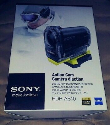 SONY HDR-AS10 CAMCORDER DRIVER PC