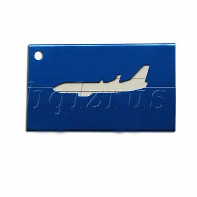 Luggage Tags Baggage Tags for Bag Tags Travel Tags ID Card Blue
