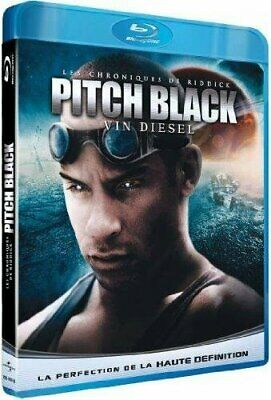 Pitch Black Vin Diesel Blu Ray  Neuf Sous Cellophane
