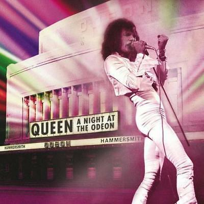 Queen - A Night At The Odeon   CD  NEU   (2015)