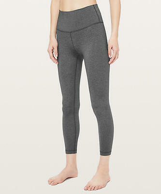 8b885117e6 NWT LULULEMON WUNDER Under HR 7/8 Tight 25