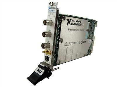 National Instruments NI PXI-5142 100MS/s OSP Digitizer 14-Bit Resolution Module