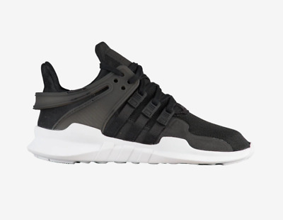 finest selection a21bc 430ec adidas Kids Shoes EQT Support ADV Sneakers Originals Black White New Choose  Size
