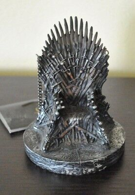New Kurt ADLER Holiday Ornament GAME of THRONES Iron Throne Hanging HBO License