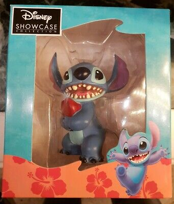 DH FIGURINE STITCH COEUR / Heart 6002185 Disneyland Paris