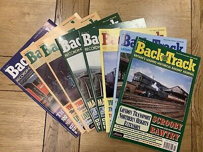 Backtrack Railway Magazine 1993