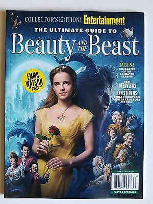 Collector's Edition Entertainment Weekly Beauty & The Beast June 2017 New
