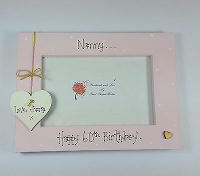 A BIRTHDAY GIFT FOR MY NAN'S 50th//60th//70th//80th cards
