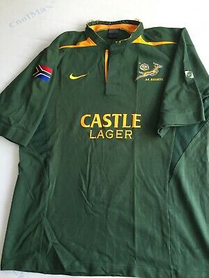 South Africa Rugby Union Shirt