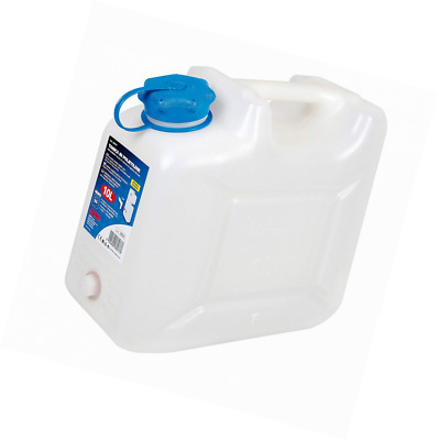Lampa 66977 Transparent Jerry Can with Tap